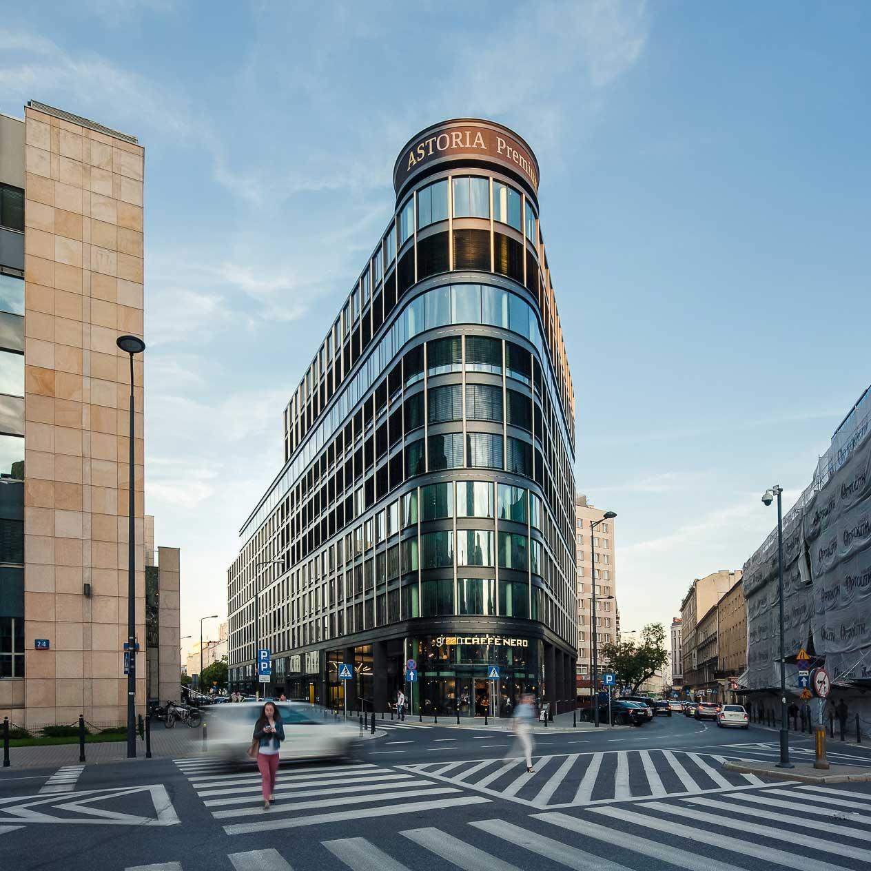 Budynek biurowy ASTORIA w Warszawie